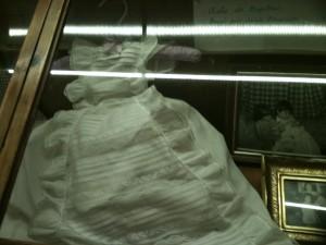 robe de Bernadette Soubirous